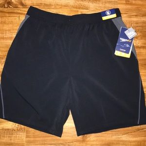 Speedo Athletic Compression Shorts